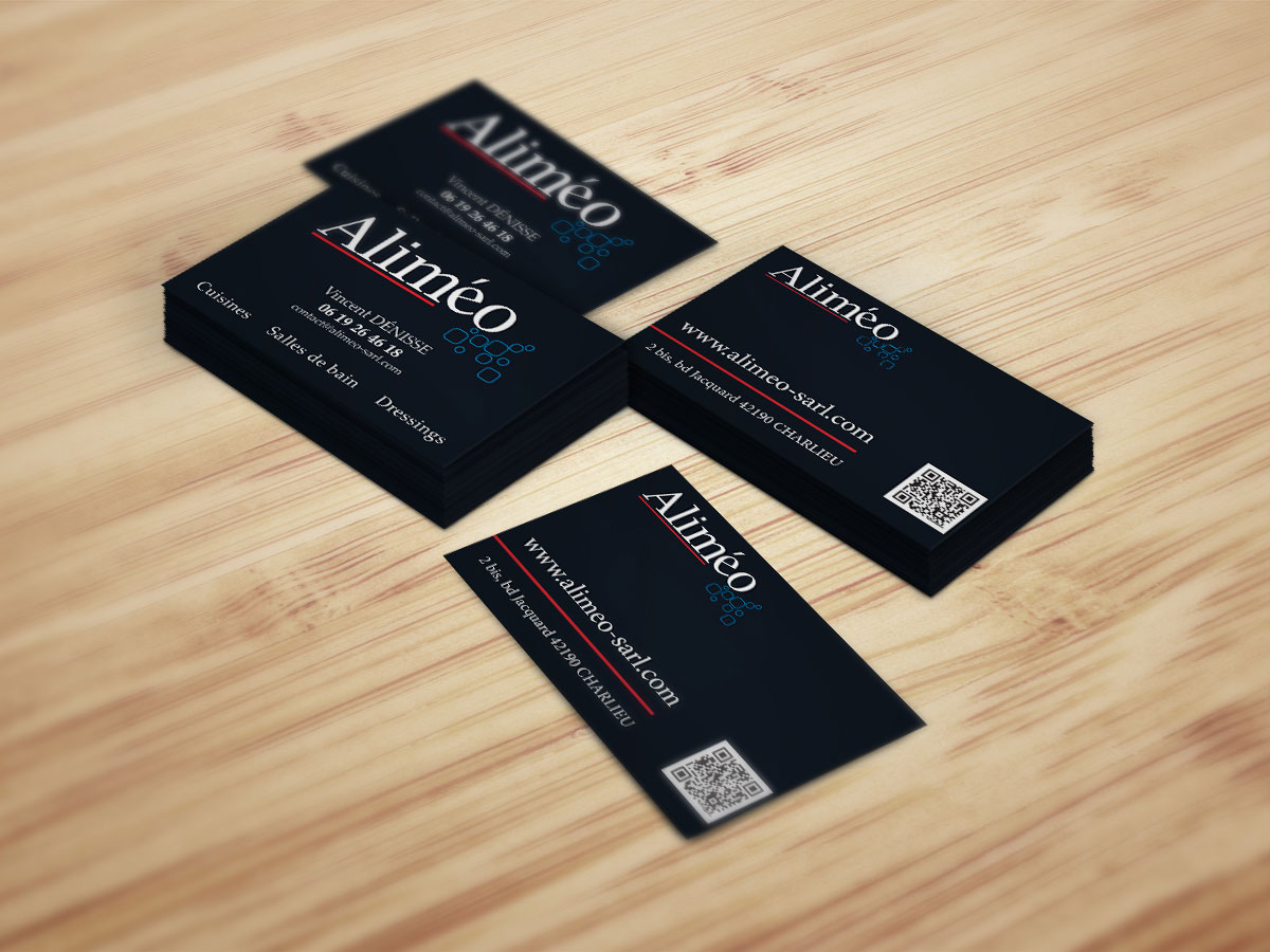 abs communication carte visite alimeo roanne
